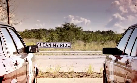 Toyota – Clean My Ride